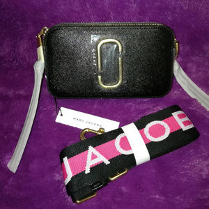 Marc Jacobs Snapshot Crossbody Bag Small